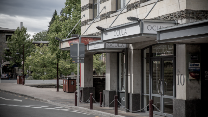 OCULA Queenstown Optometrists and Eyewear Boutique